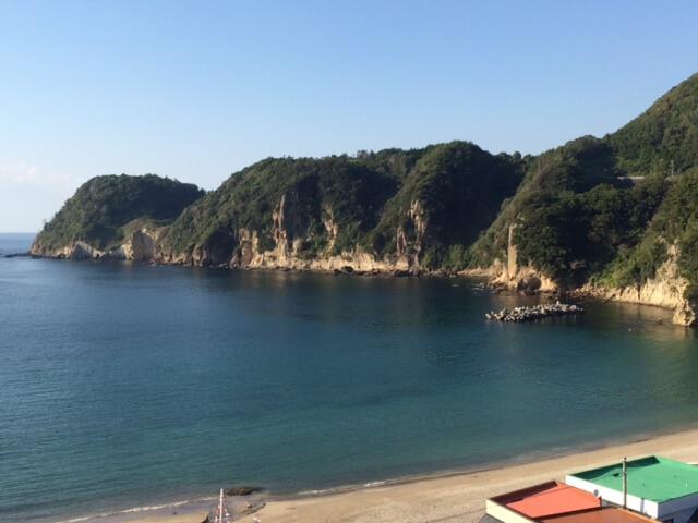 西伊豆岩地海岸の画像