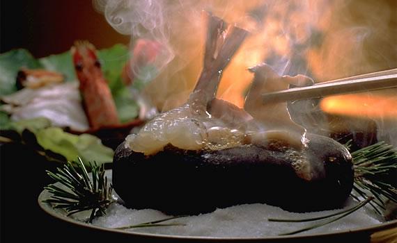 伊豆のおすすめ高級旅館 望水の食事