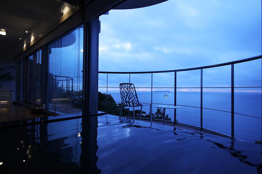 伊豆のおすすめ高級旅館 ホテルふたりこもれびの客室2