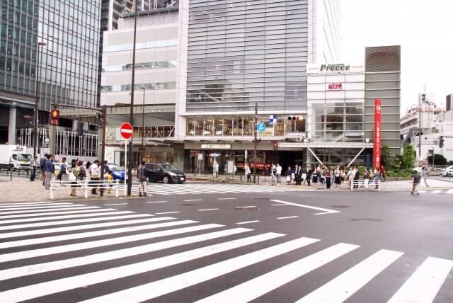 東京の道路