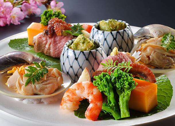 伊豆のおすすめ高級旅館 お宿うち山の食事