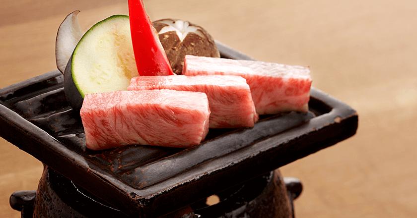 箱根のおすすめ高級旅館 強羅花扇の料理