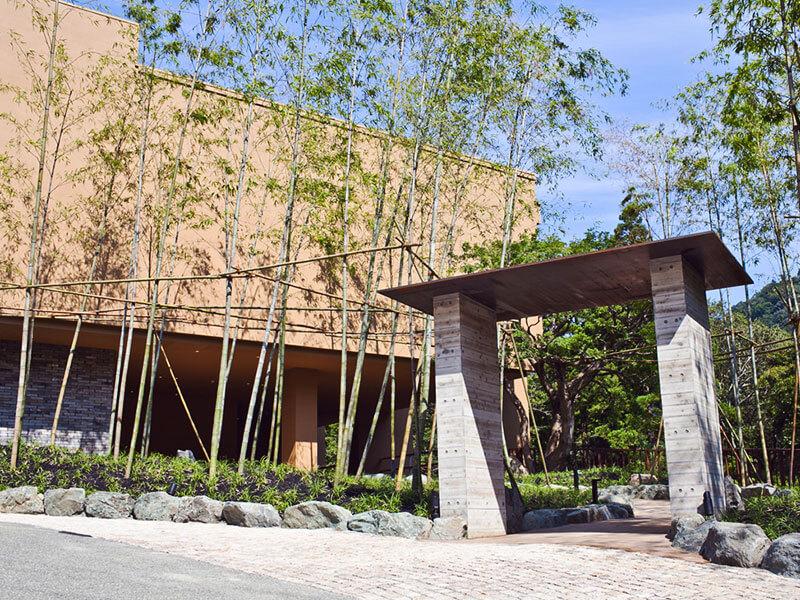 箱根のおすすめ高級旅館 金の竹 塔ノ沢