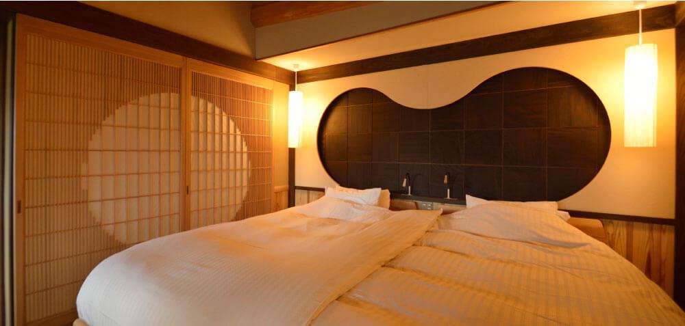 箱根のおすすめ高級旅館 円の杜 客室