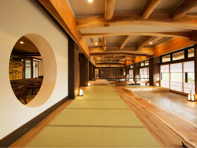 箱根のプロポーズ向きの旅館 円の杜