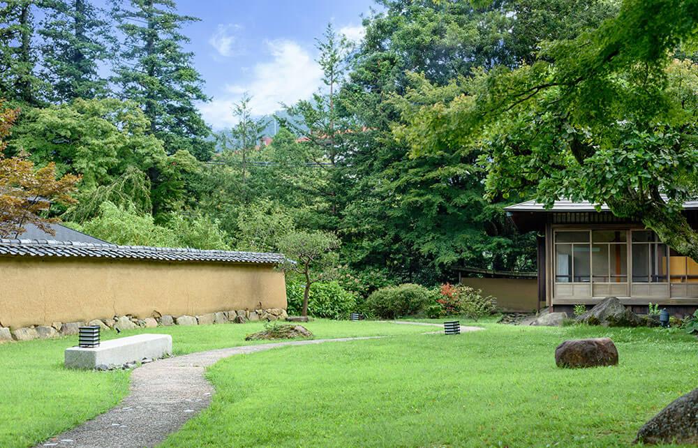 箱根のプロポーズ向きの旅館 翠松園