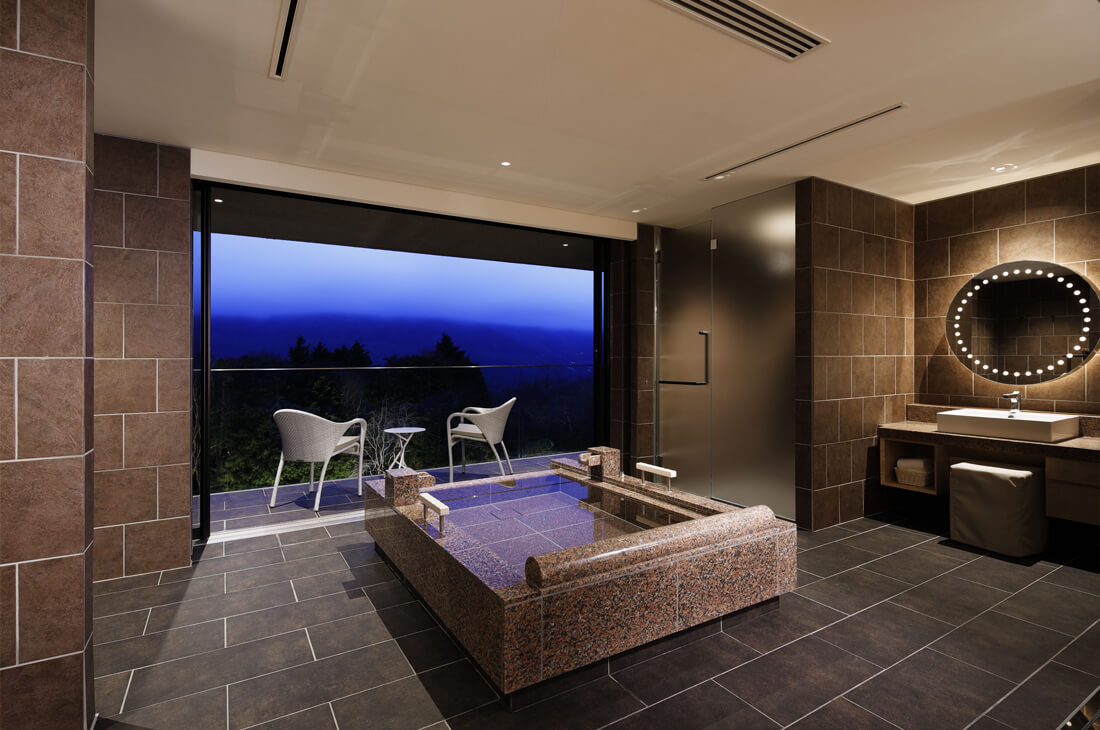 箱根のおすすめ高級旅館 ザ・ひらまつ ホテルズ&リゾーツ 仙石原