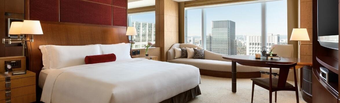 東京の高級ホテル シャングリ・ラ ホテル 東京