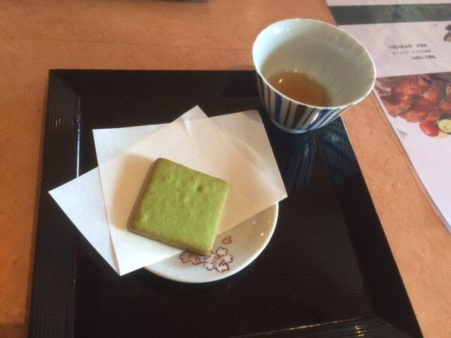いなとり荘の茶菓子