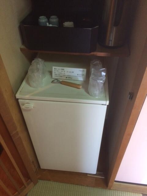 熱川館の冷蔵