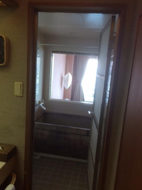 熱川館の風呂