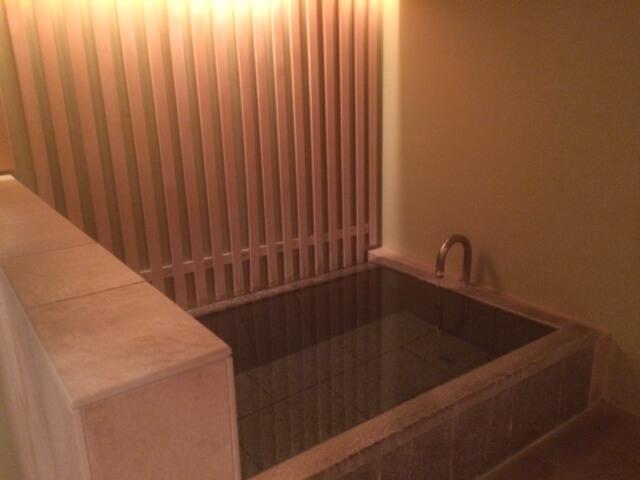 熱川館の貸し切り露天風呂3