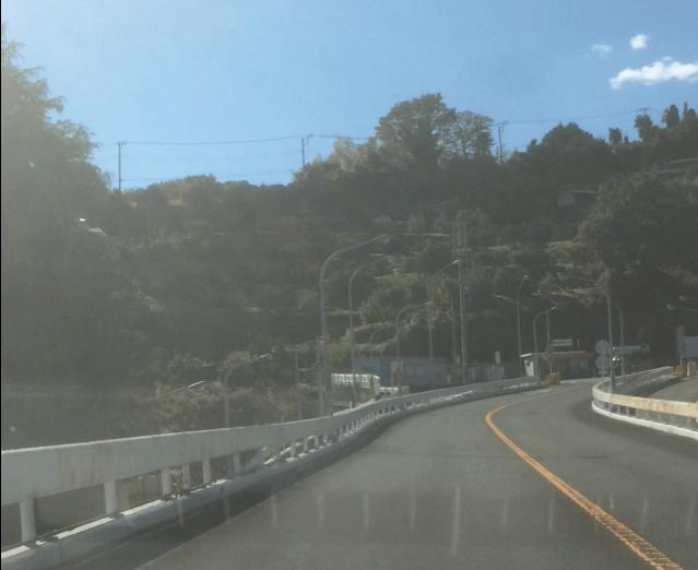 箱根ターンパイクの入り口