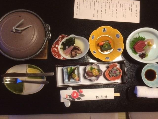 伊豆熱川館の部屋食プランの内容