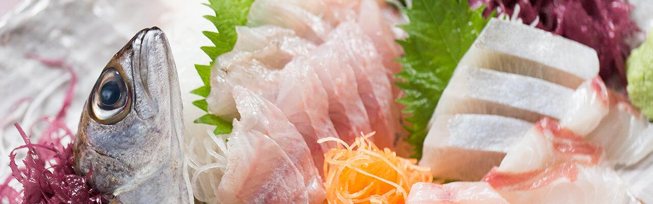 伊豆で誕生日を祝う宿 別邸KUROの料理