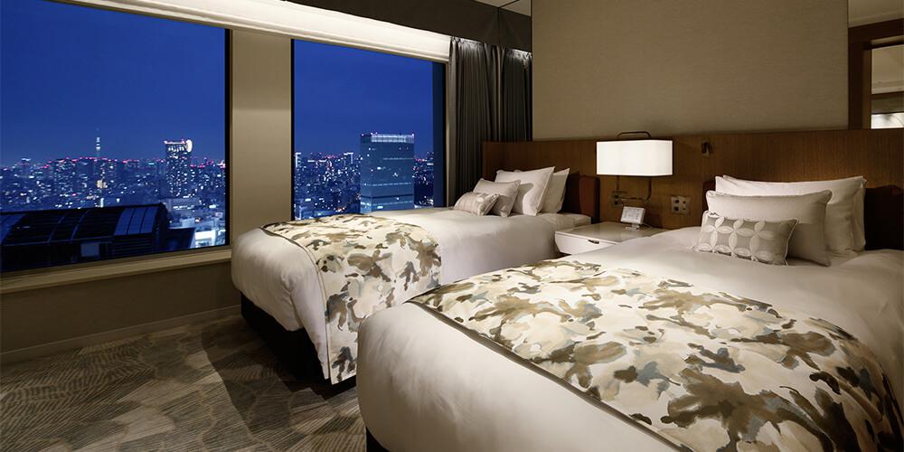 東京の高級ホテル プレミアグラン スイート