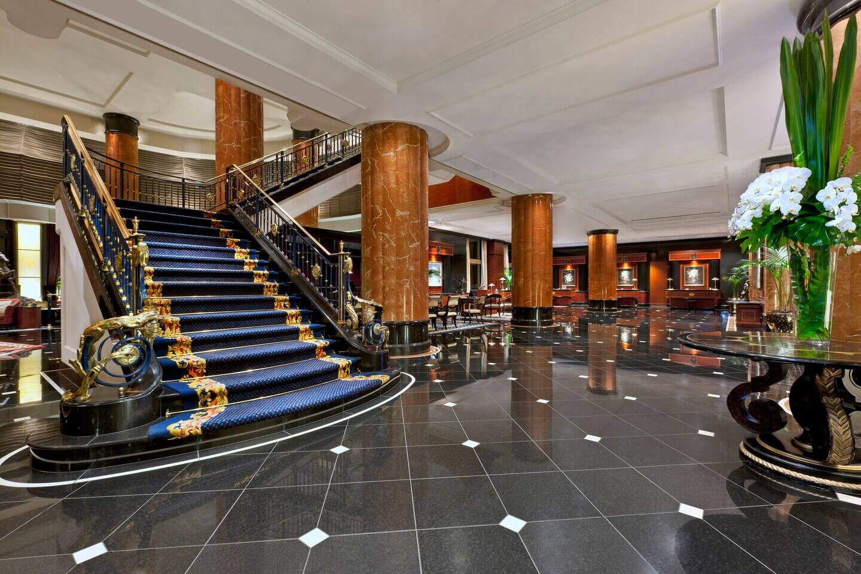東京の高級ホテル ウェスティンホテル東京