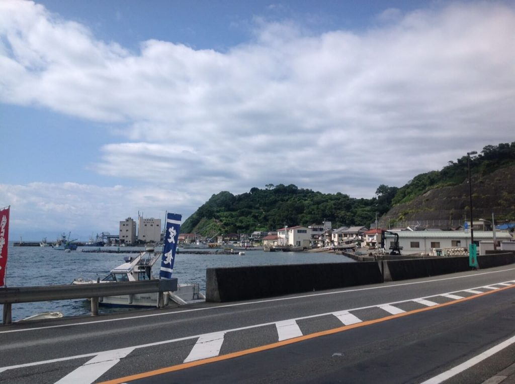 沼津内浦漁港周辺