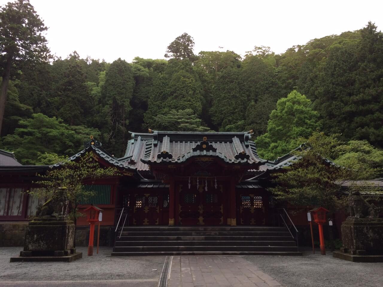 箱根神社へ行ってみた】箱根神社の歴史やゆかりの深い人物から駐車場の ...