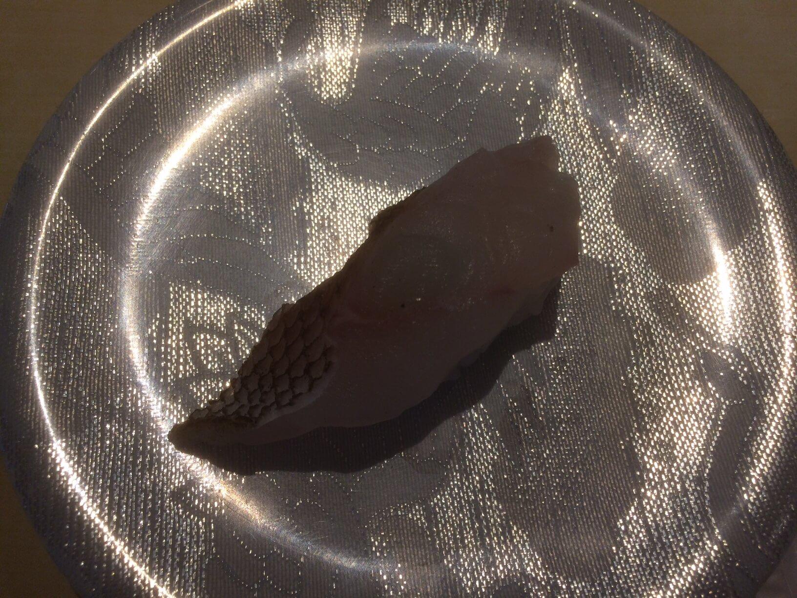 ふじ丸のおご鯛