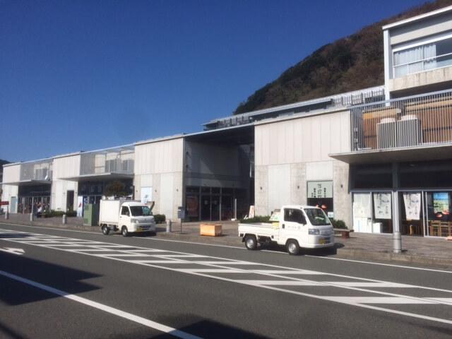 下田の開国市場