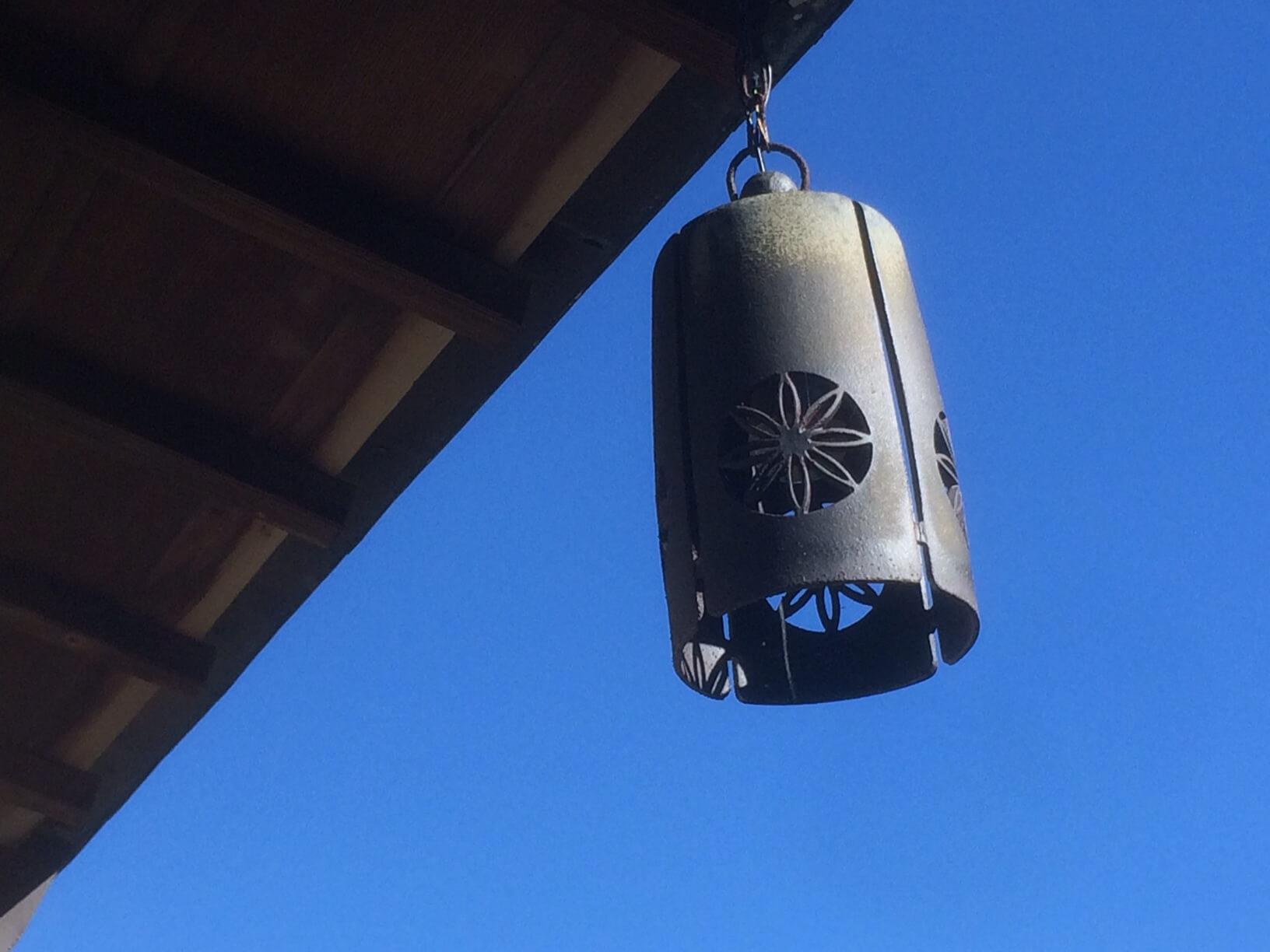箱根美術館の灯籠