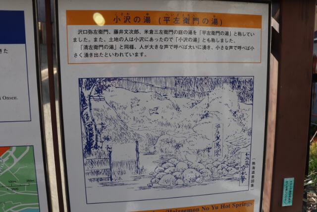 熱海七湯小沢の湯の解説
