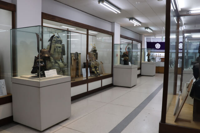 熱海城武家文化資料館