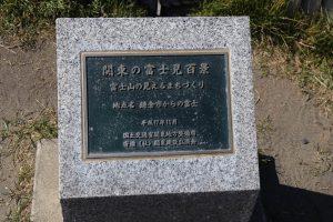稲村ケ崎公園は富士見100景