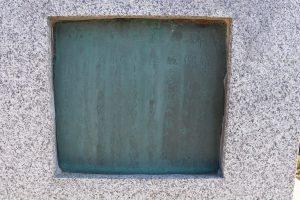 稲村ケ崎公園の銅像の解説