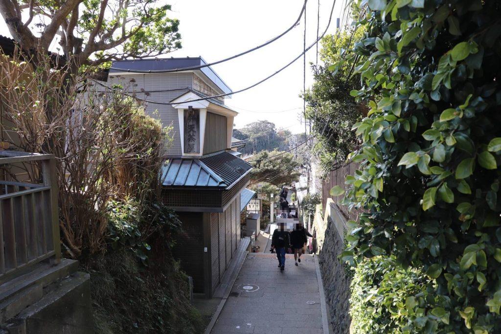 江ノ島岩屋街道