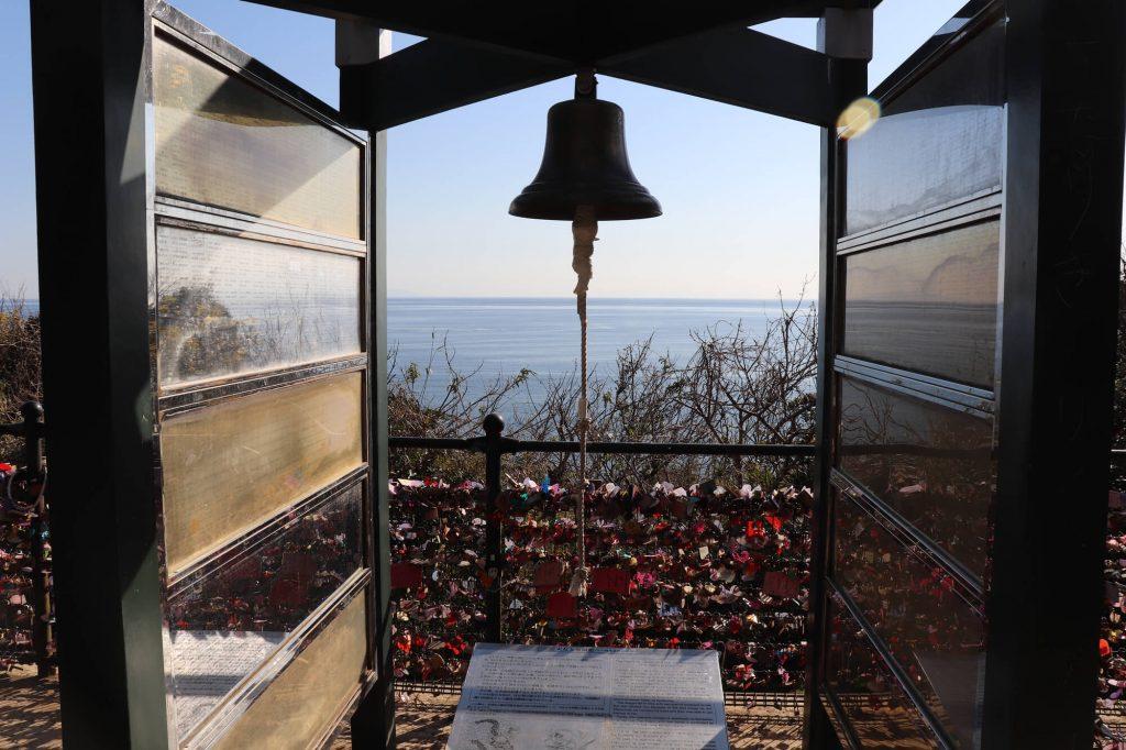 江ノ島恋人の鐘