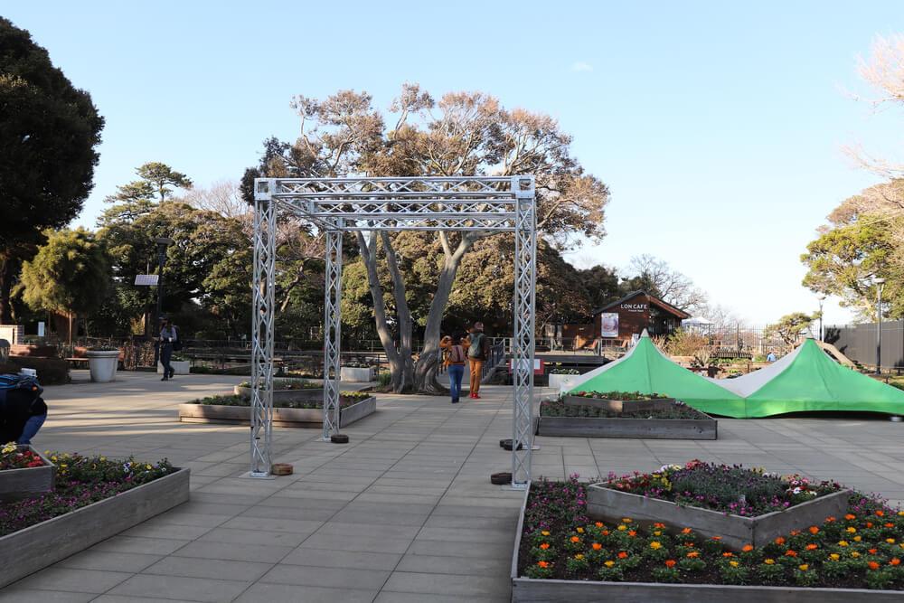 江ノ島サムエルコッキング苑