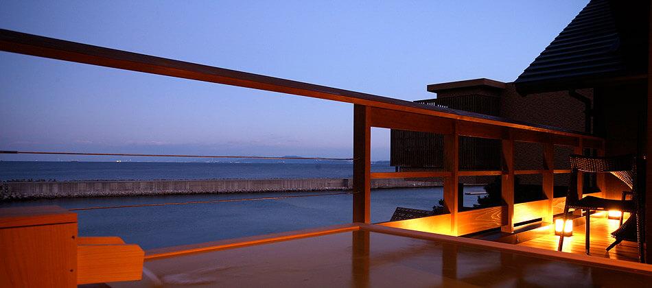 淡路島のおすすめの高級旅館 夢泉景別荘 天原