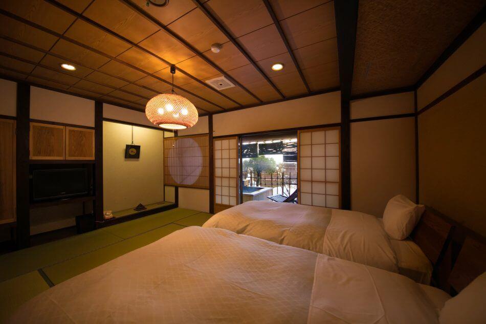 飛騨高山の高級旅館 花扇別邸いいやま