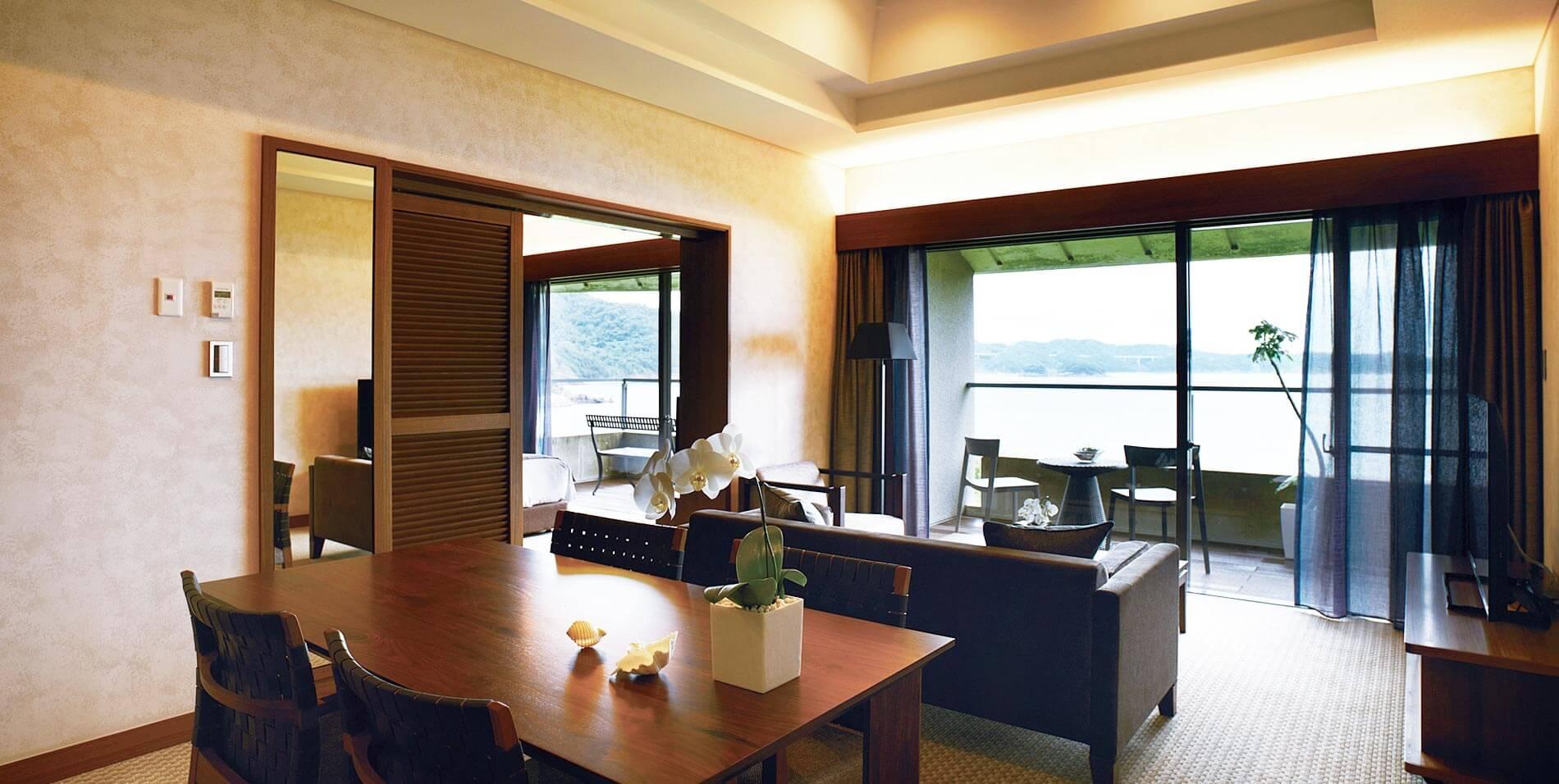 淡路島のおすすめの高級旅館 ホテルアナガ