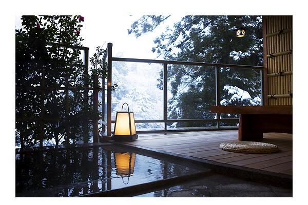 加賀温泉の高級旅館 こおろぎ楼