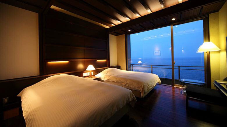 別府の高級旅館 AMANE RESORT SEIKAI(潮騒の宿 晴海)