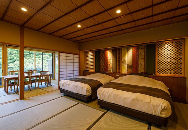 加賀温泉の高級旅館 たちばな四季亭