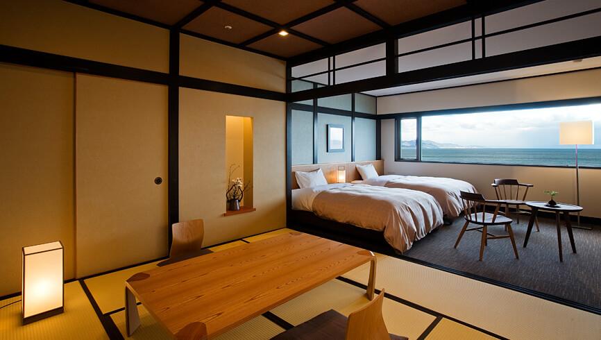 淡路島のおすすめの高級旅館 淡路インターナショナルホテル ザ・サンプラザ