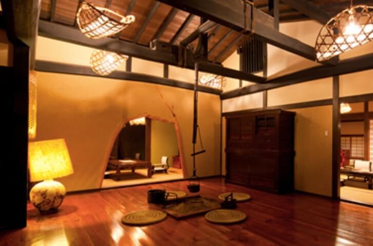 飛騨高山の高級旅館 倭乃里