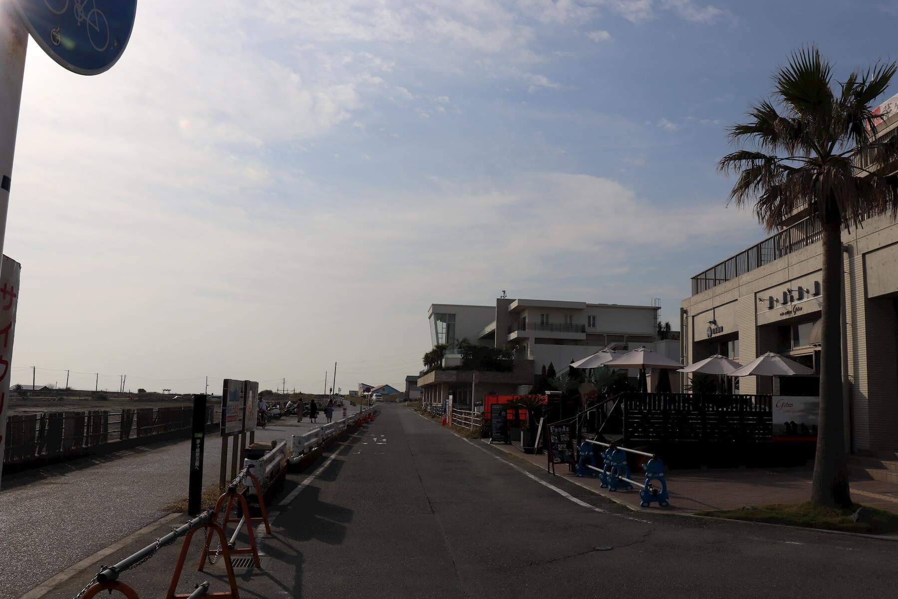 サザンビーチ茅ヶ崎のお店・カフェ