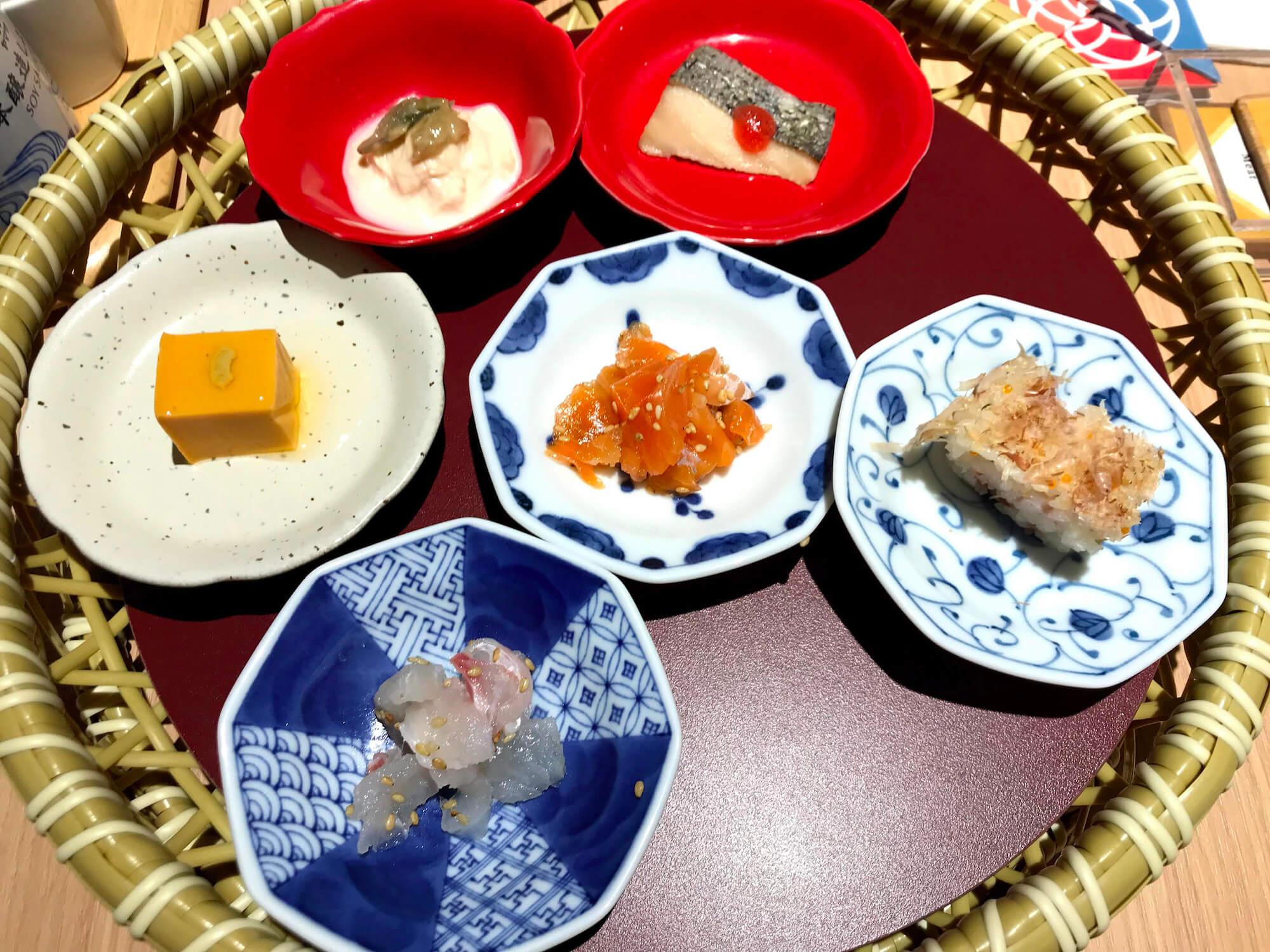 箱根はなをりのブッフェ夕食(慶太ブログ)
