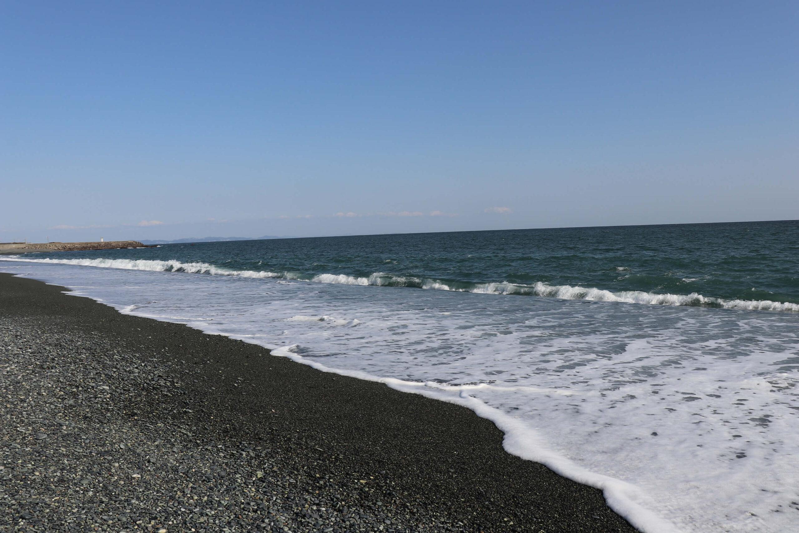 大磯こゆるぎの浜